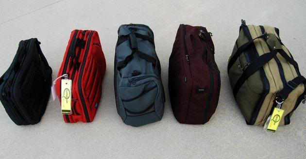 Introduction to One Bag/Light Travel - One Bag, One World