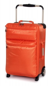 Worlds Lightest Luggage Orange