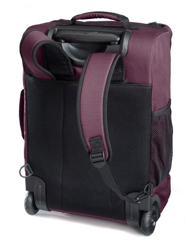 Gear Review: Rick Steves Rolling Backpack - One Bag, One World